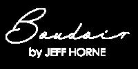 Boudoir by Jeff Horne logo